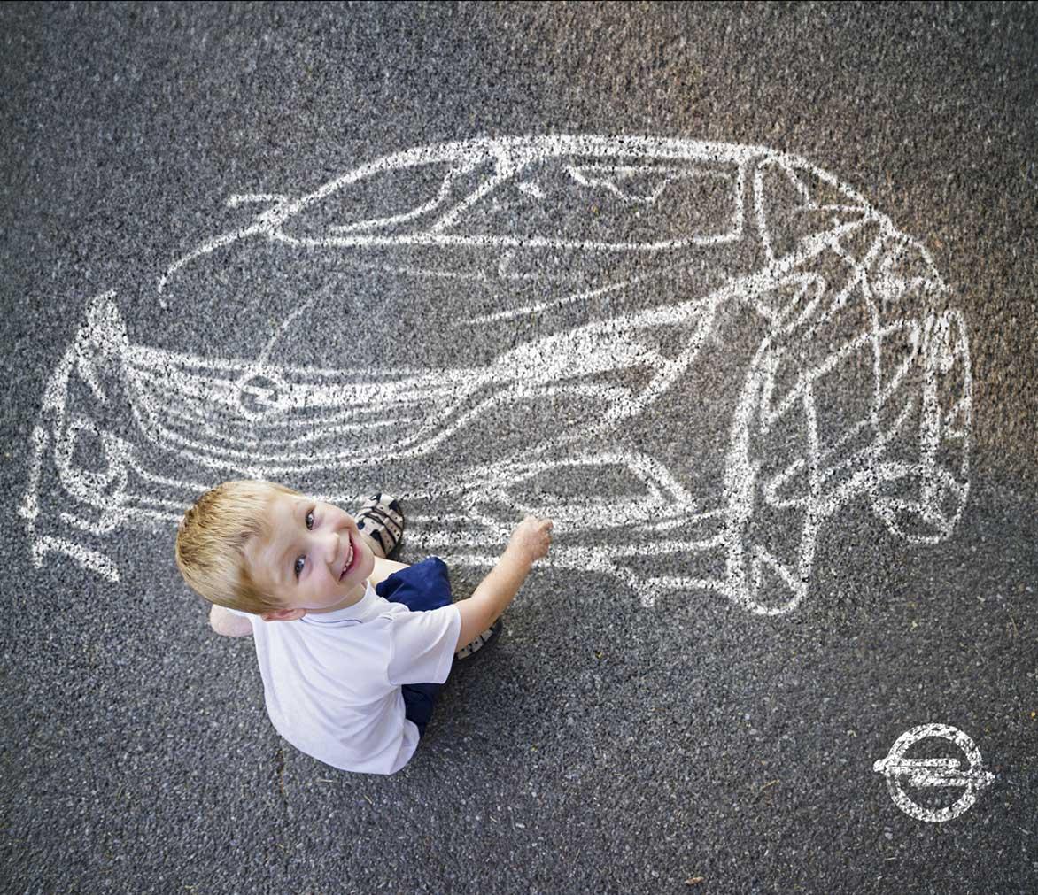 Opel – Social Kid